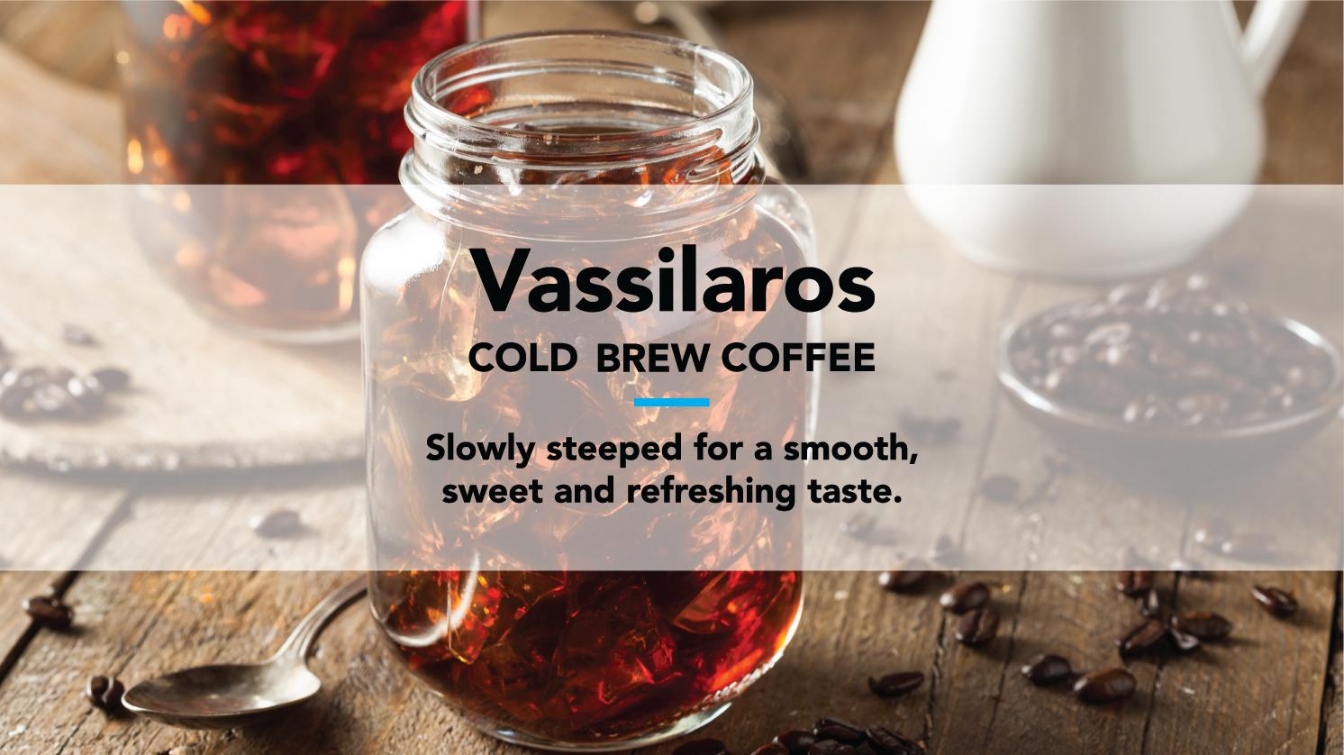 Vassilaros & Sons | New York City Coffee Co